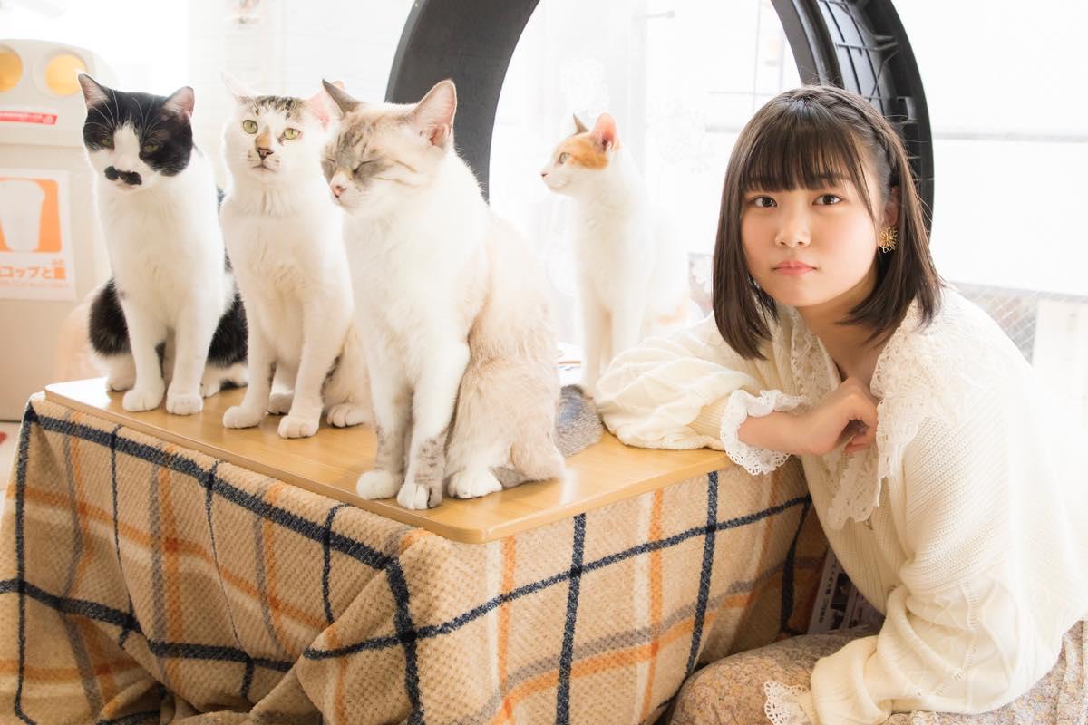 小澤愛実「猫に愛されることはできるのか」【写真48枚】【連載】ラストアイドルのすっぴん!vol.19の画像030