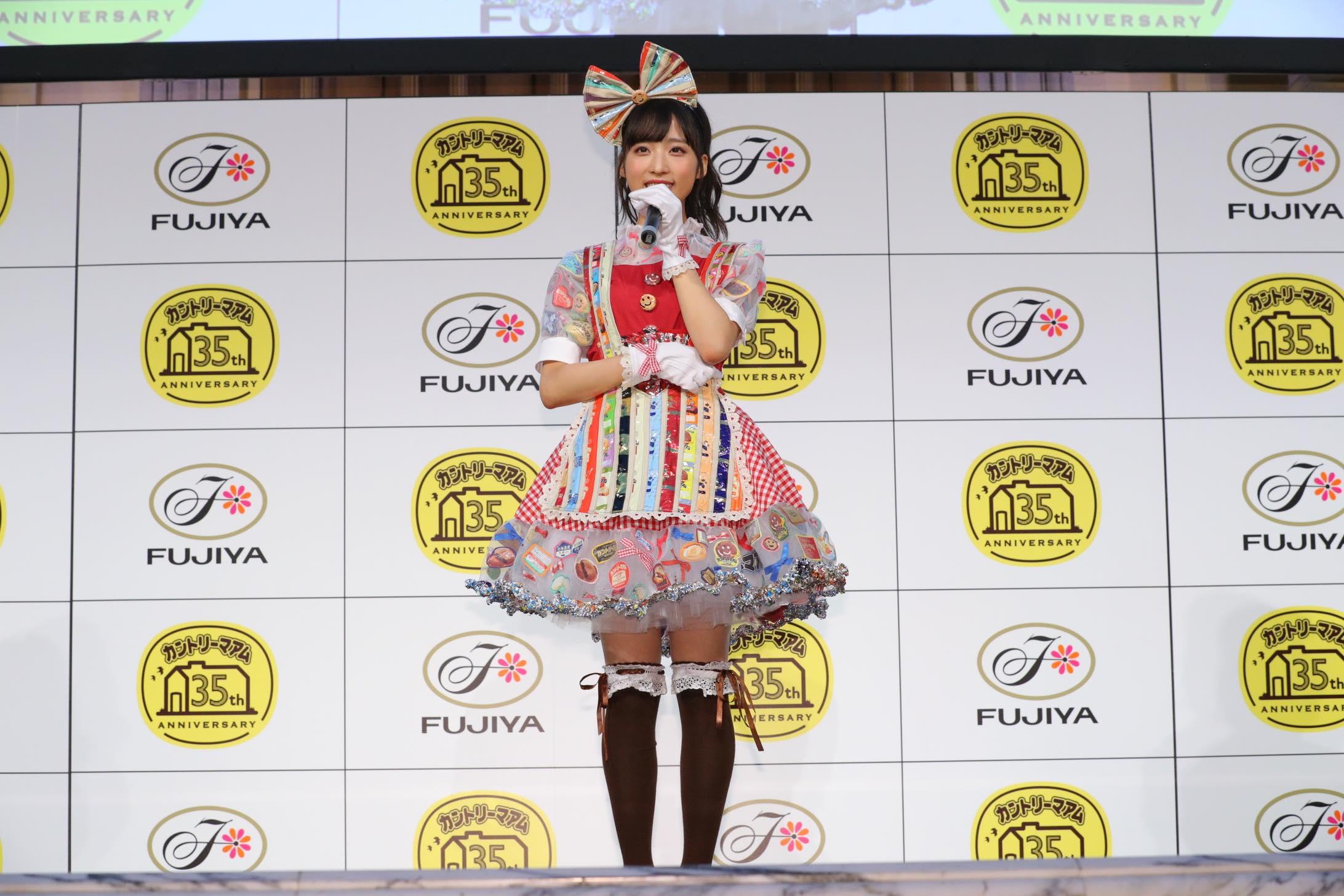 AKB48小栗有以「タピオカミルクティー味」をカントリーマアムの新味に提案【写真32枚】の画像024