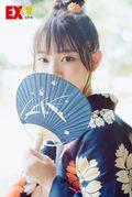 乃木坂46阪口珠美の本誌未掲載カット5枚を大公開!【EX大衆9月号】の画像001