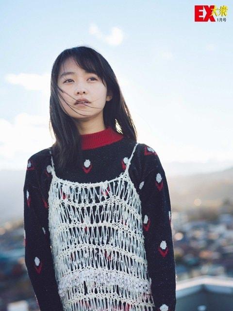 【本誌未公開】乃木坂46伊藤万理華さん編<EX大衆1月号>の画像001