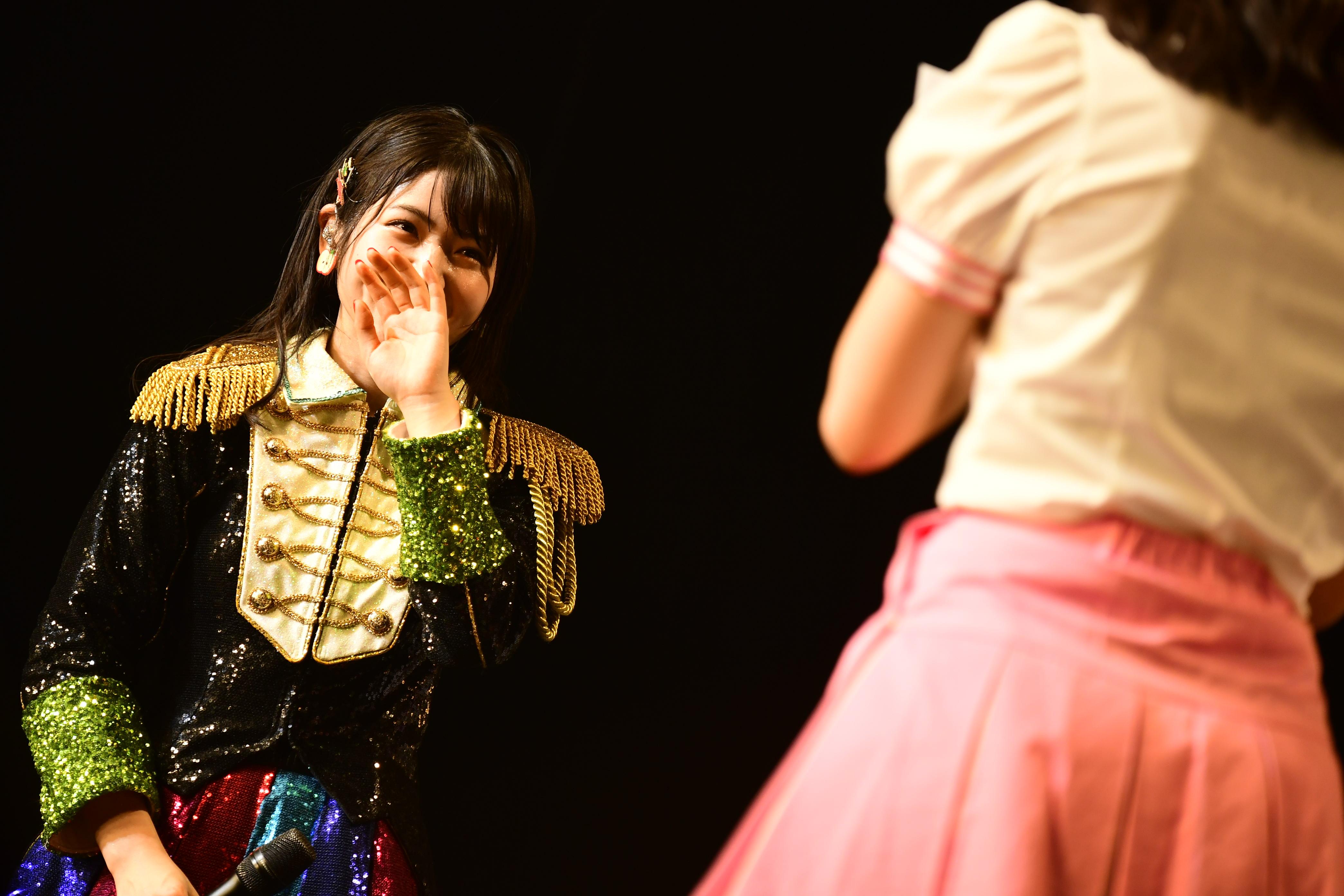 AKB48村山彩希、ソロコンサートで「劇場に人生捧げます」と宣言!【写真9枚】の画像002