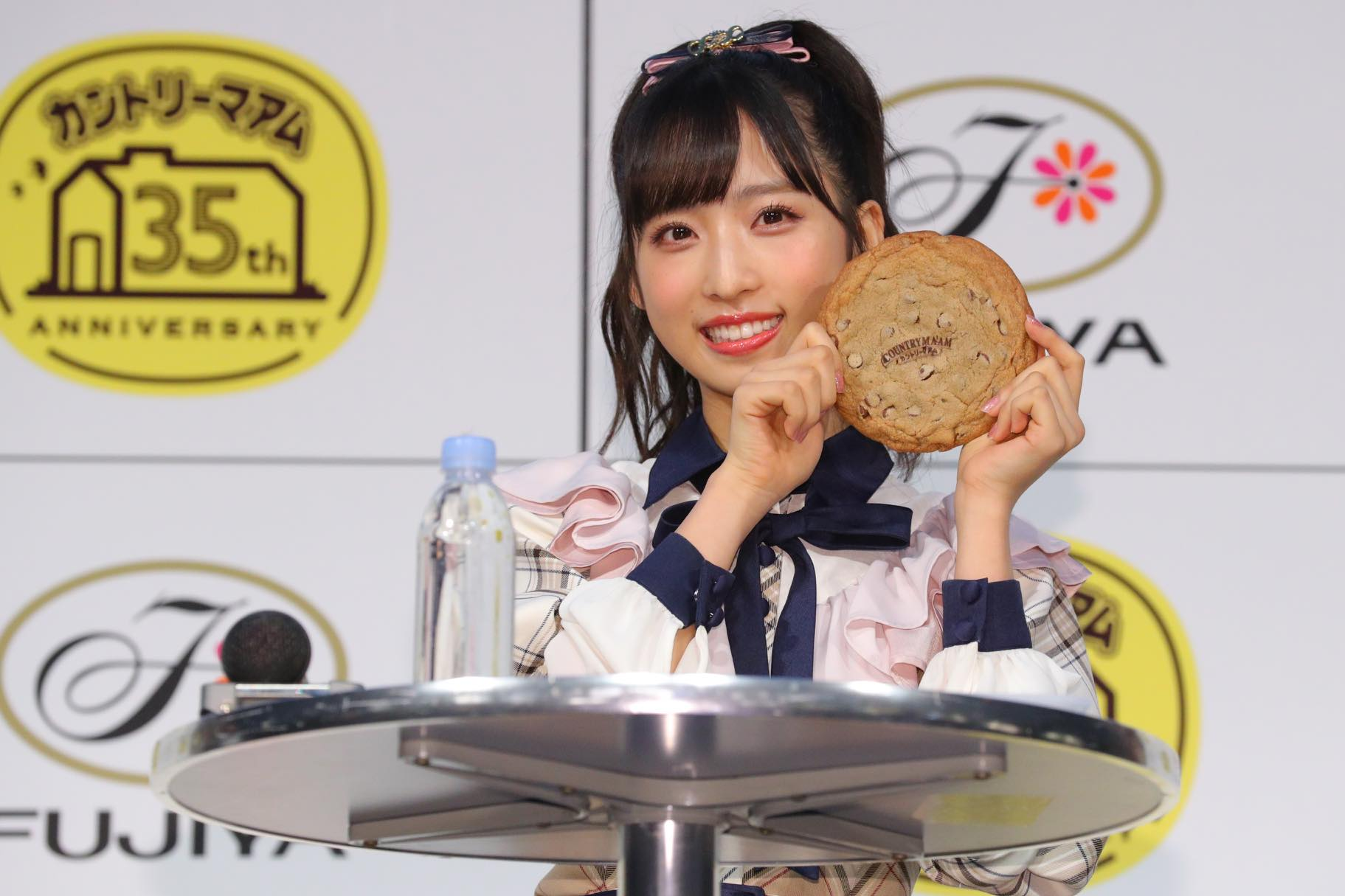 AKB48小栗有以「タピオカミルクティー味」をカントリーマアムの新味に提案【写真32枚】の画像005