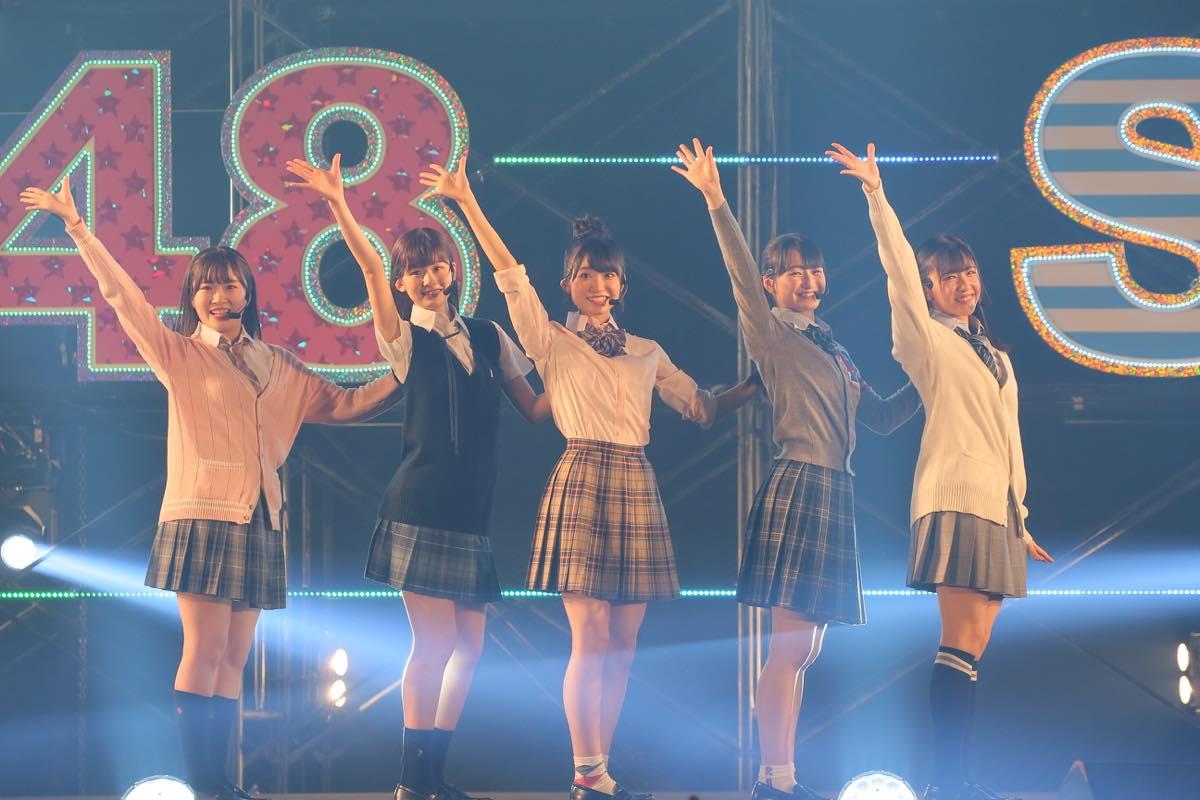 AKB48とSTU48が合同握手会開催!STU48の全国ツアー開催も発表【写真20枚】の画像010