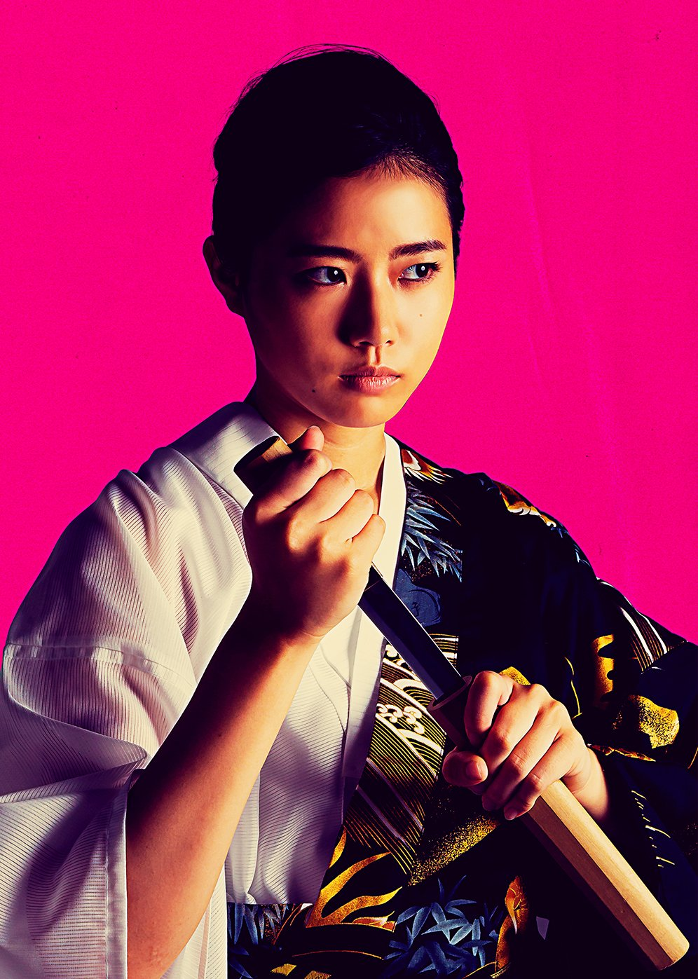 衝撃のビジュアル!AKB48グループが総集結で『仁義なき戦い』に挑む!【画像8枚】の画像006