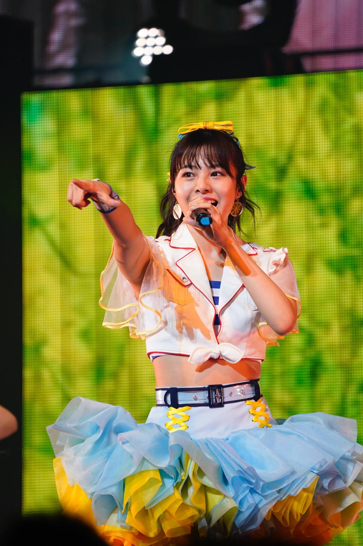 NGT48本間日陽ソロコンサートの画像8