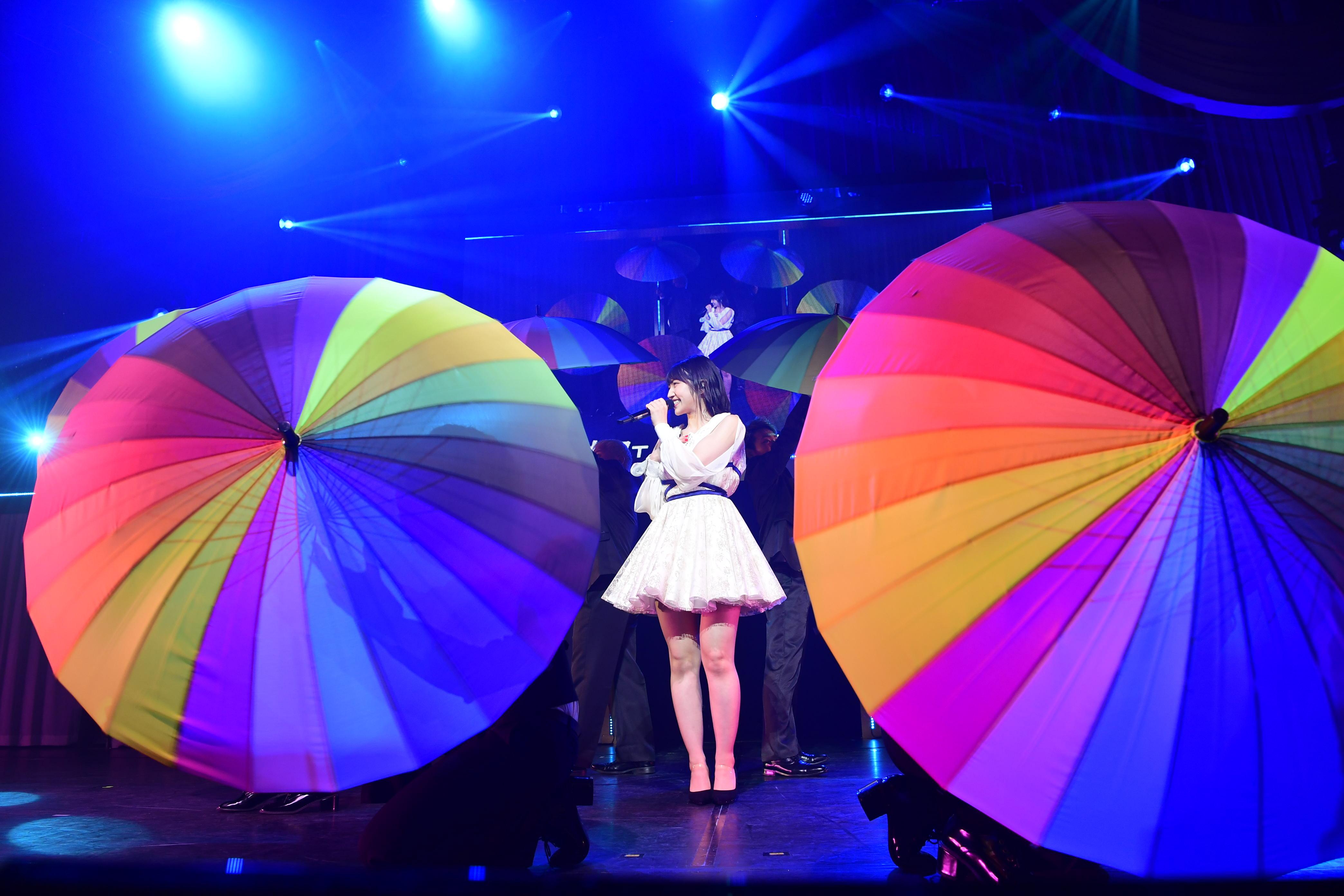 AKB48村山彩希、ソロコンサートで「劇場に人生捧げます」と宣言!【写真9枚】の画像006