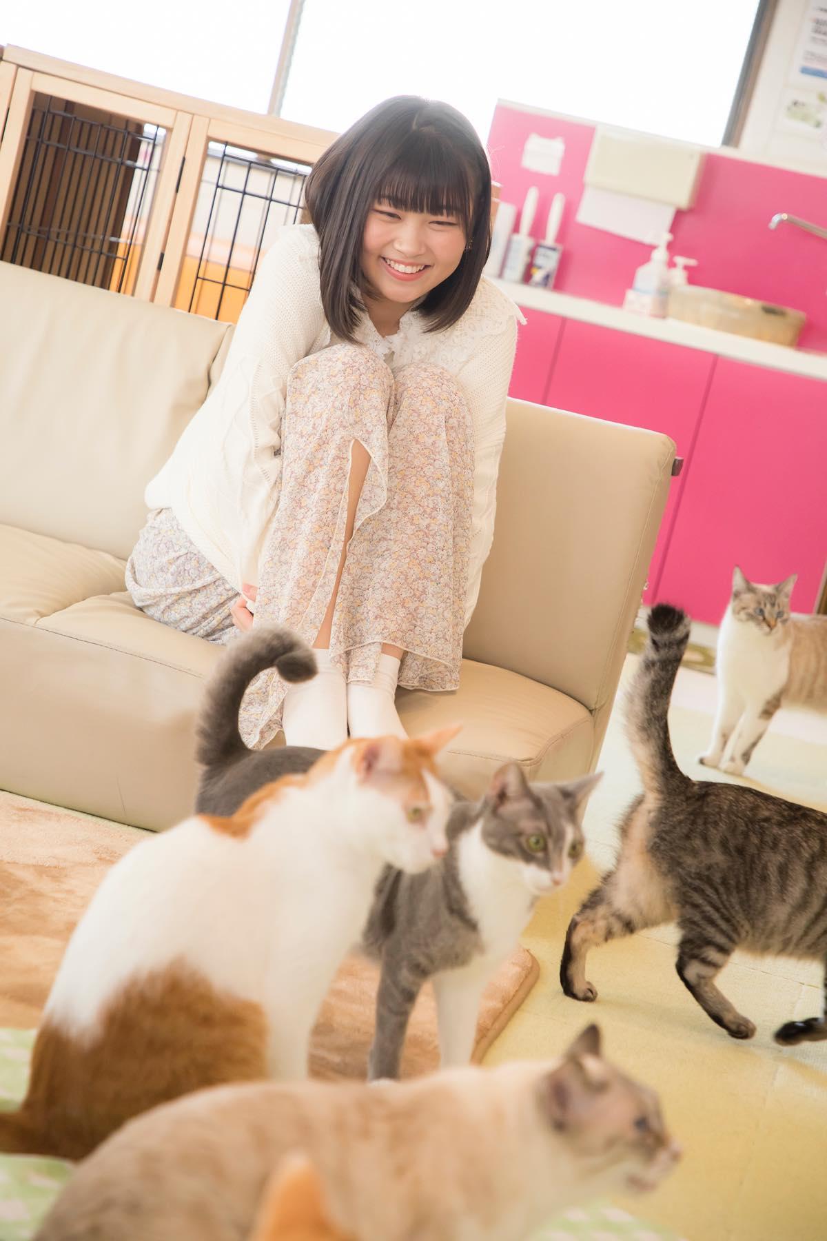 小澤愛実「猫に愛されることはできるのか」【写真48枚】【連載】ラストアイドルのすっぴん!vol.19の画像019