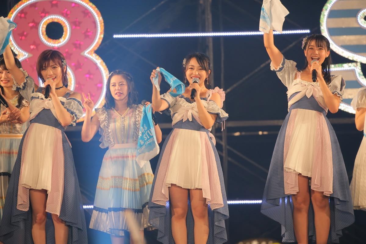 AKB48とSTU48が合同握手会開催!STU48の全国ツアー開催も発表【写真20枚】の画像020