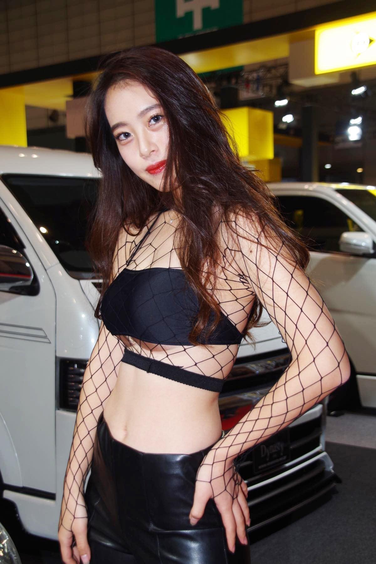 【ジョイエン/カバサ/エバ/ラナ/Rina】東京オートサロン2020を彩った美女たち#10【写真5枚】の画像004