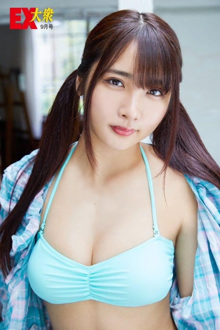 水沢柚乃「10秒グラビア」を使うグラドルに思うところは!? 独占インタビュー2/5【画像8枚】の画像