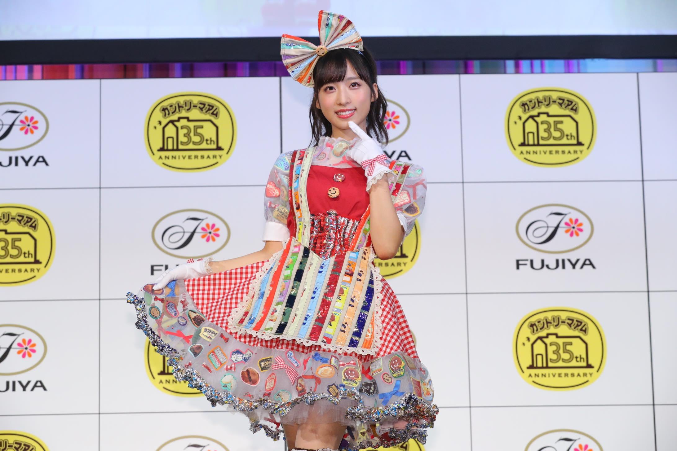 AKB48小栗有以「タピオカミルクティー味」をカントリーマアムの新味に提案【写真32枚】の画像021
