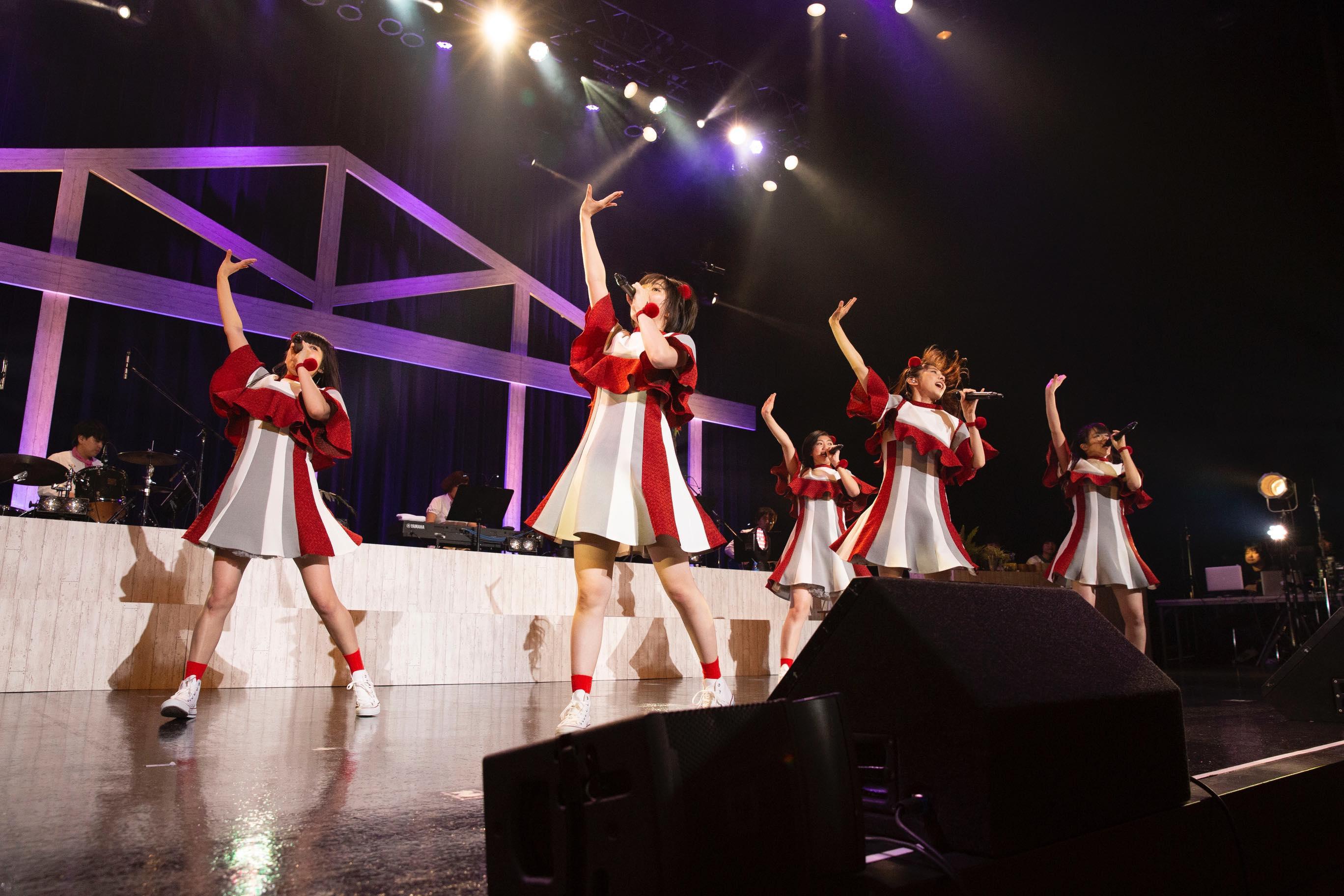 私立恵比寿中学・Negiccoの魅力がバンドで盛り盛り!「エビネギ2」レポート【写真9枚】の画像006