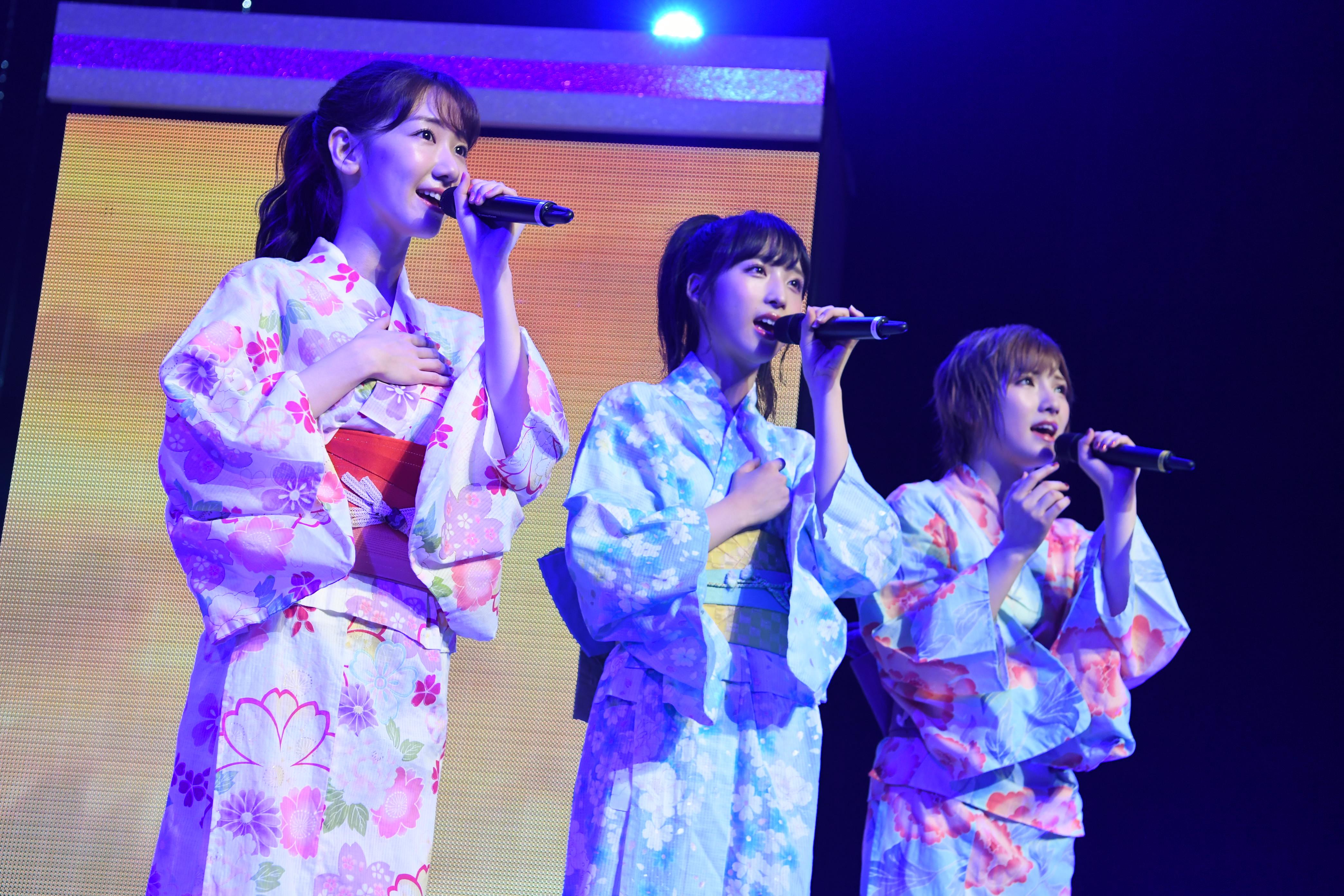 AKB48メンバーが浴衣で登場!4年ぶりのツアーがスタート【写真8枚】の画像005