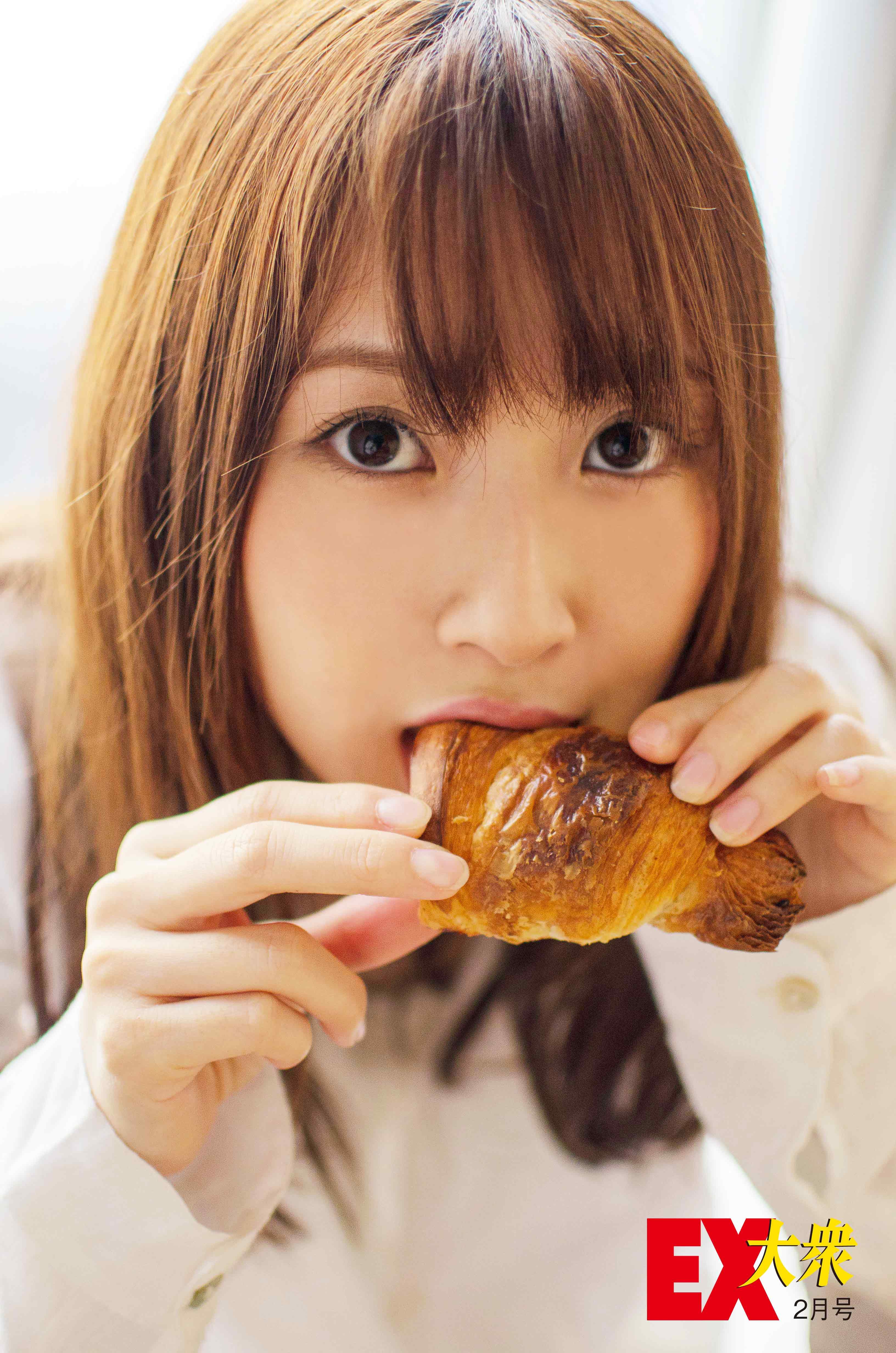 SKE48高柳明音の本誌未掲載カット5枚を大公開!【EX大衆2月号】の画像002
