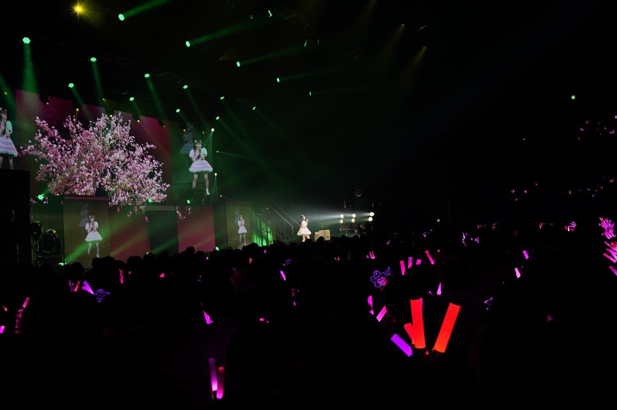 SKE48末永桜花ソロコンサートの画像2