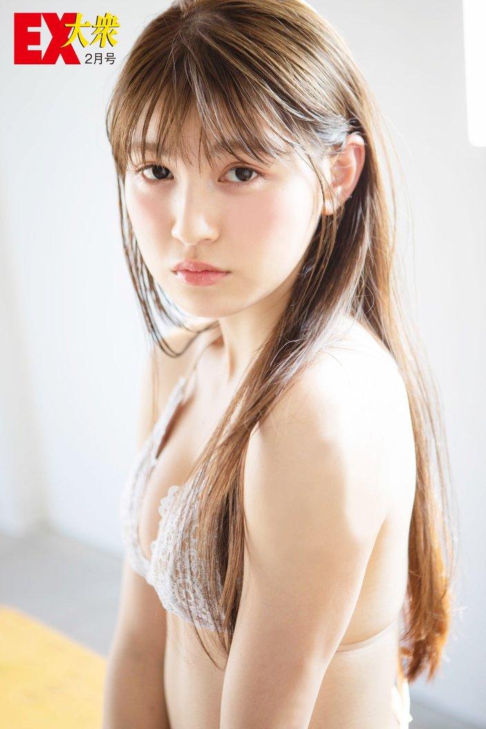 HKT48神志那結衣