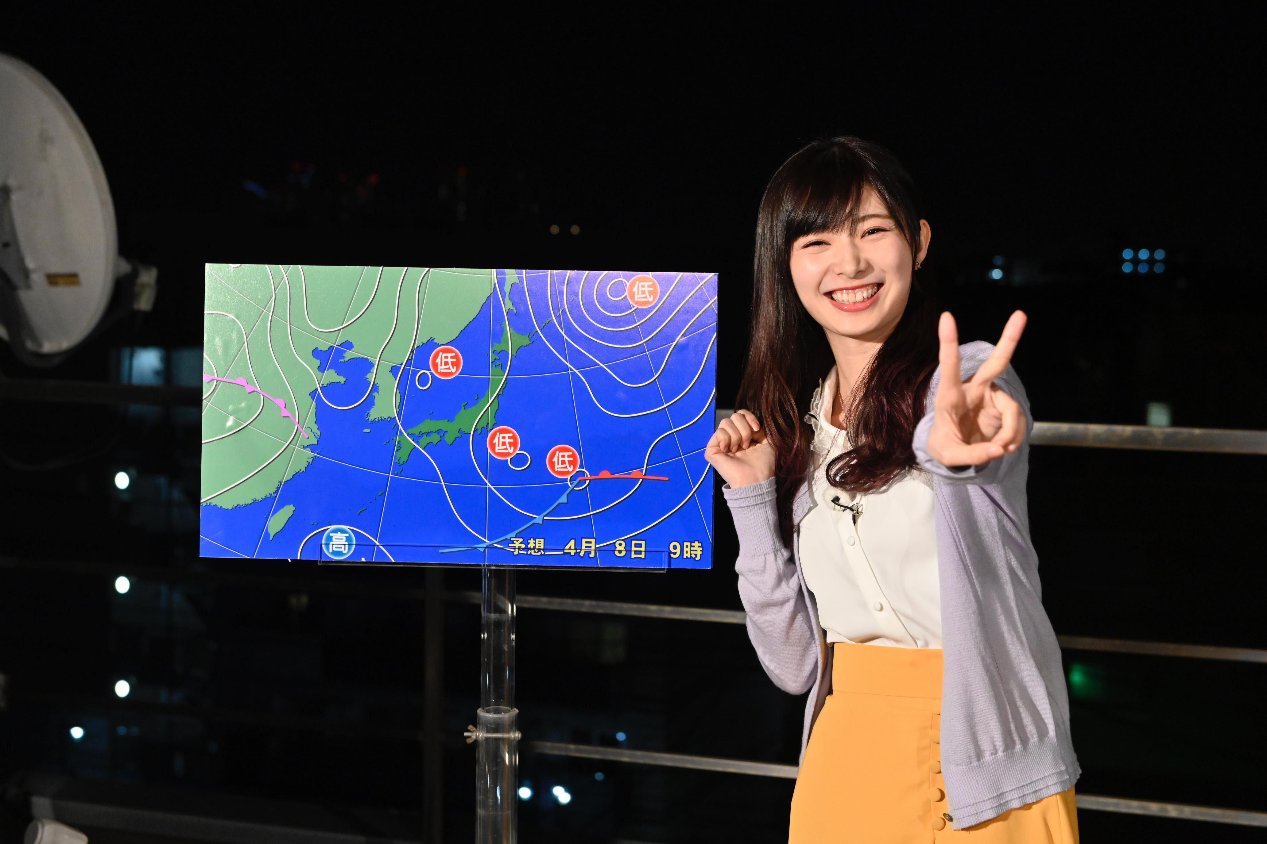 AKB48武藤十夢が「気象予報士」資格試験に合格!の画像003