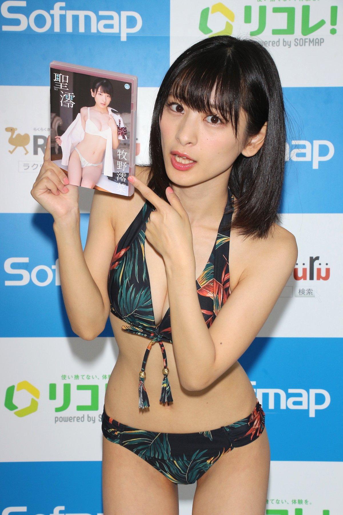 牧野澪菜「144cmのセクシーボディ」スクール水着でやらかしちゃった【画像61枚】の画像059