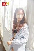 HKT48栗原紗英の本誌未掲載カット4枚を大公開!【EX大衆11月号】の画像004