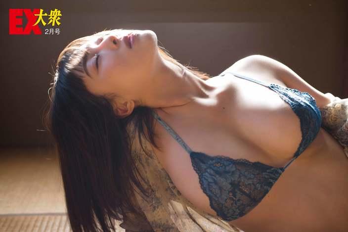 大間乃トーコ「今野杏南さんを見て本当にけしからんと思って(笑)、そこから一気にグラビアにハマったんです」【独占告白2/9】【画像6枚】の画像
