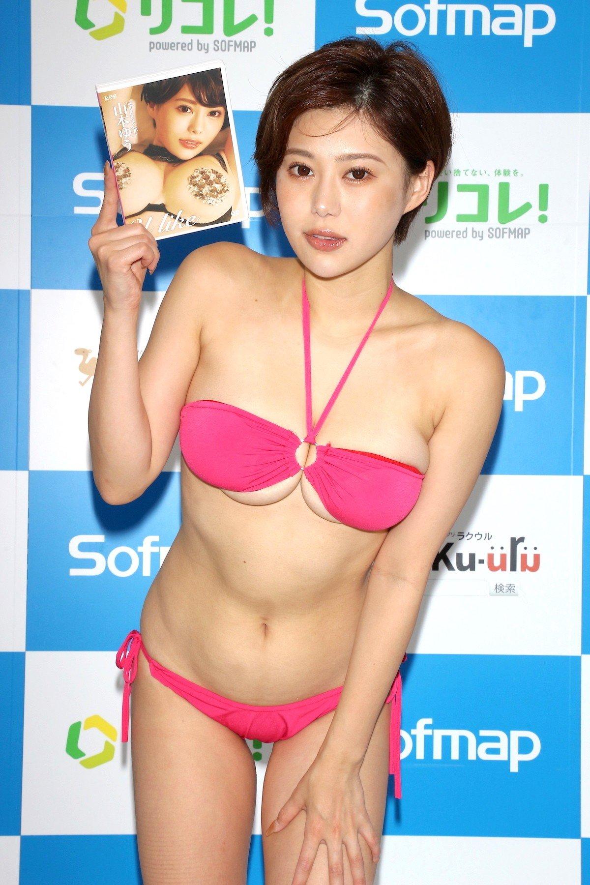 山本ゆう「裸エプロンってワードだけで」本当に何も下に着てない【画像58枚】の画像058
