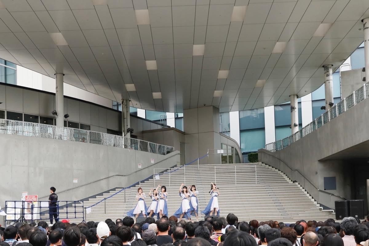 AKB48矢作萌夏、堂々のセンターで新曲『サステナブル』を披露!【画像15枚】の画像003