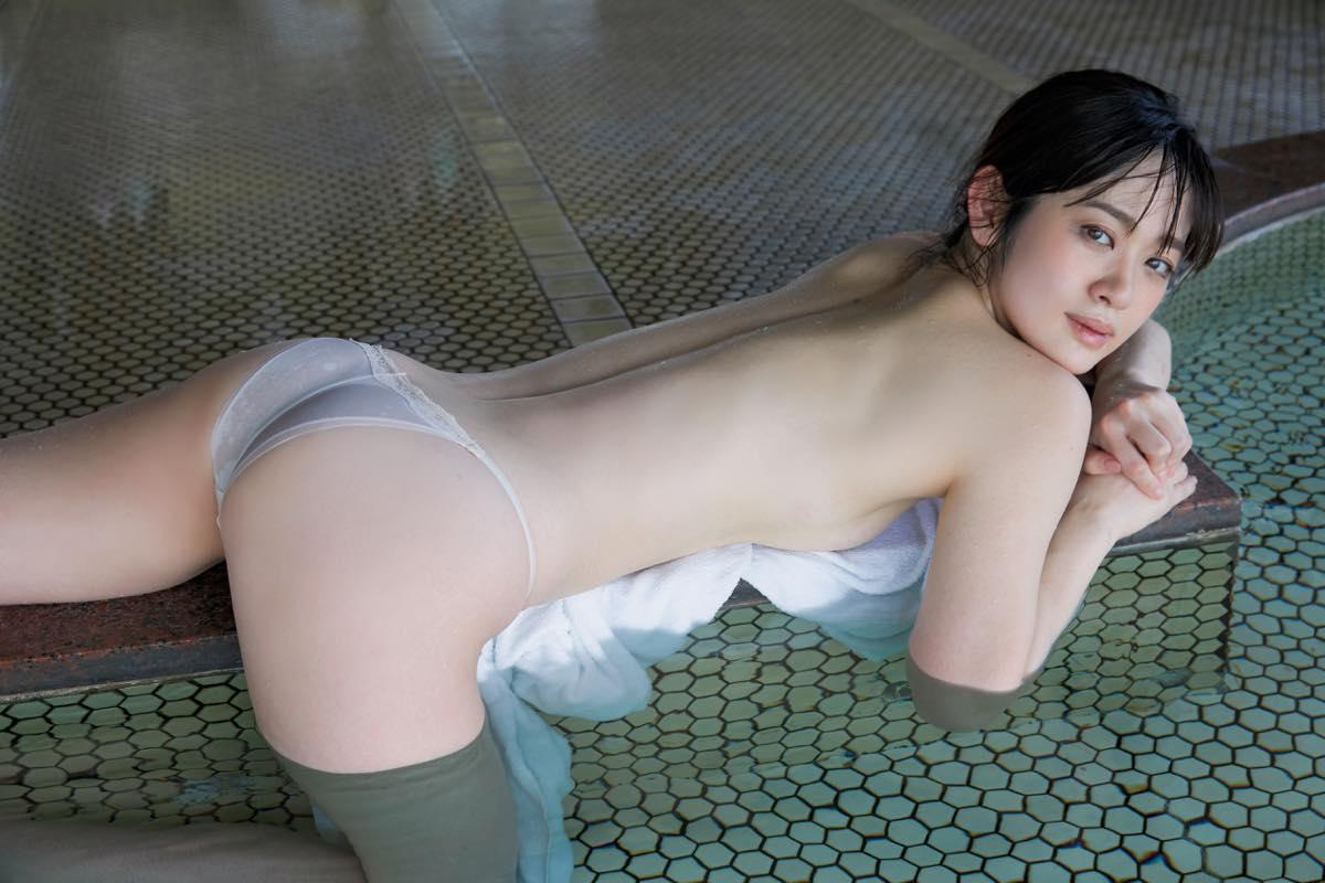 池田裕子「白桃のような美ヒップ」艶っぽい大人の魅力に撃沈!【画像12枚】の画像009
