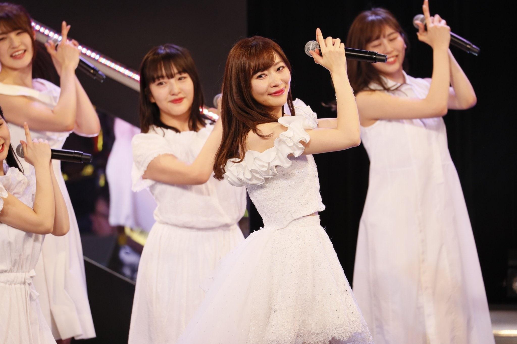 "HKT48指原莉乃""地元で最後の""劇場公演で「泣いたんだけど!」【写真14枚】の画像005"
