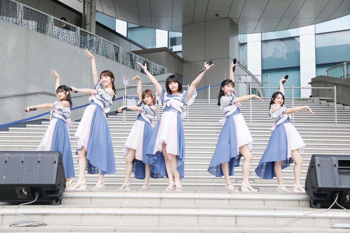 AKB48矢作萌夏、堂々のセンターで新曲『サステナブル』を披露!【画像15枚】の画像001
