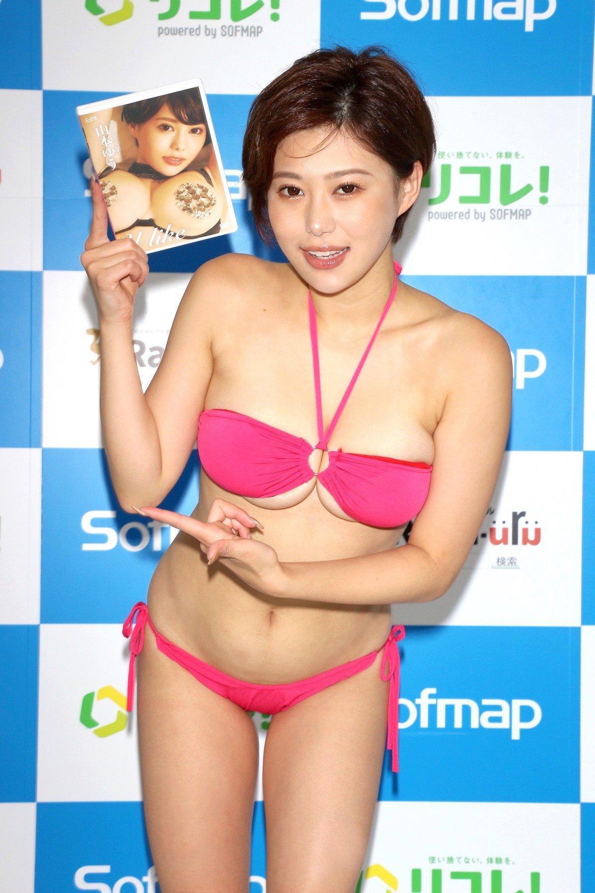 山本ゆう「裸エプロンってワードだけで」本当に何も下に着てない【画像58枚】の画像052