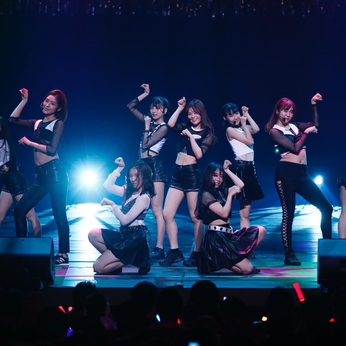HKT48が8周年前夜祭コンサート「8周年だよ!HKT48の令和に昭和な歌合戦~みんなで笑おう八っ八っ八っ八っ八っ八っ八っ八っ(笑)~」を開催!の画像008