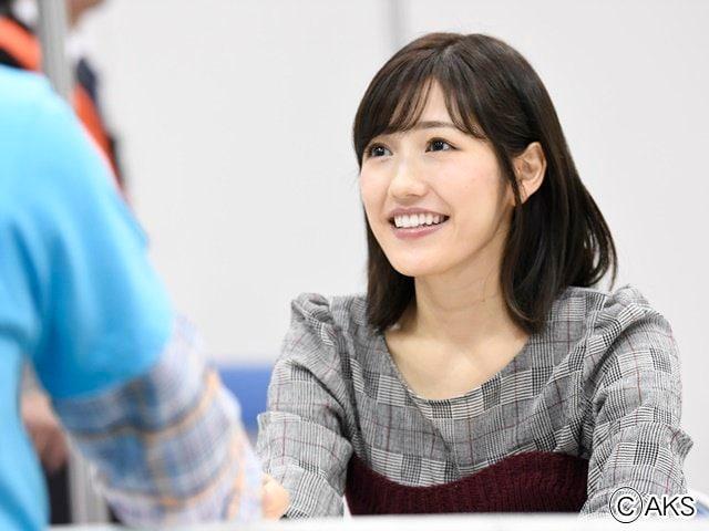 渡辺麻友「AKB48最後の握手会」で、まさかのサプライズ!の画像002