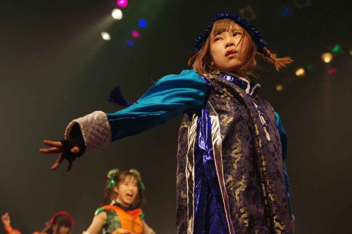 """めろん畑 a go go""""ロッキンなマスクアイドル""""が、新たな仲間とワンマンライブを開催!【写真22枚】の画像012"""