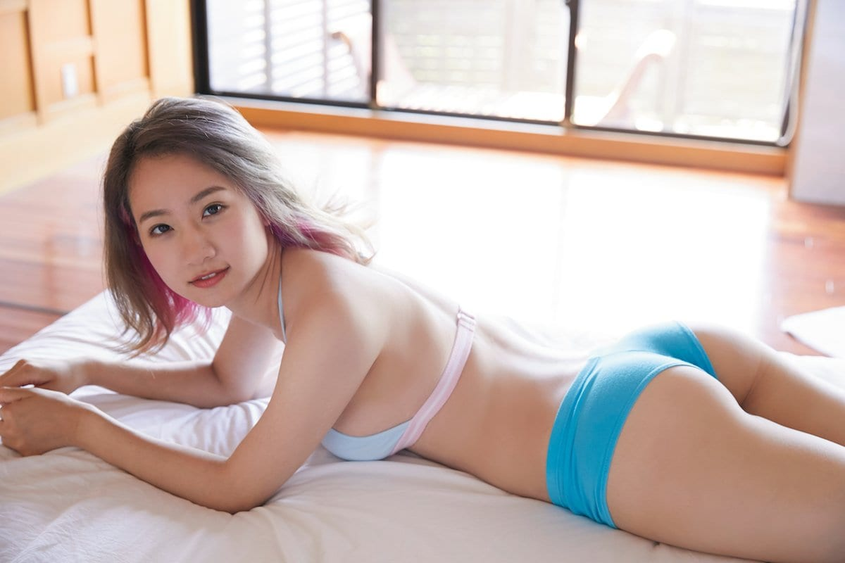 西川美咲「業界注目株の元アイドル」次世代Gカップ9頭身美女!【画像11枚】の画像003