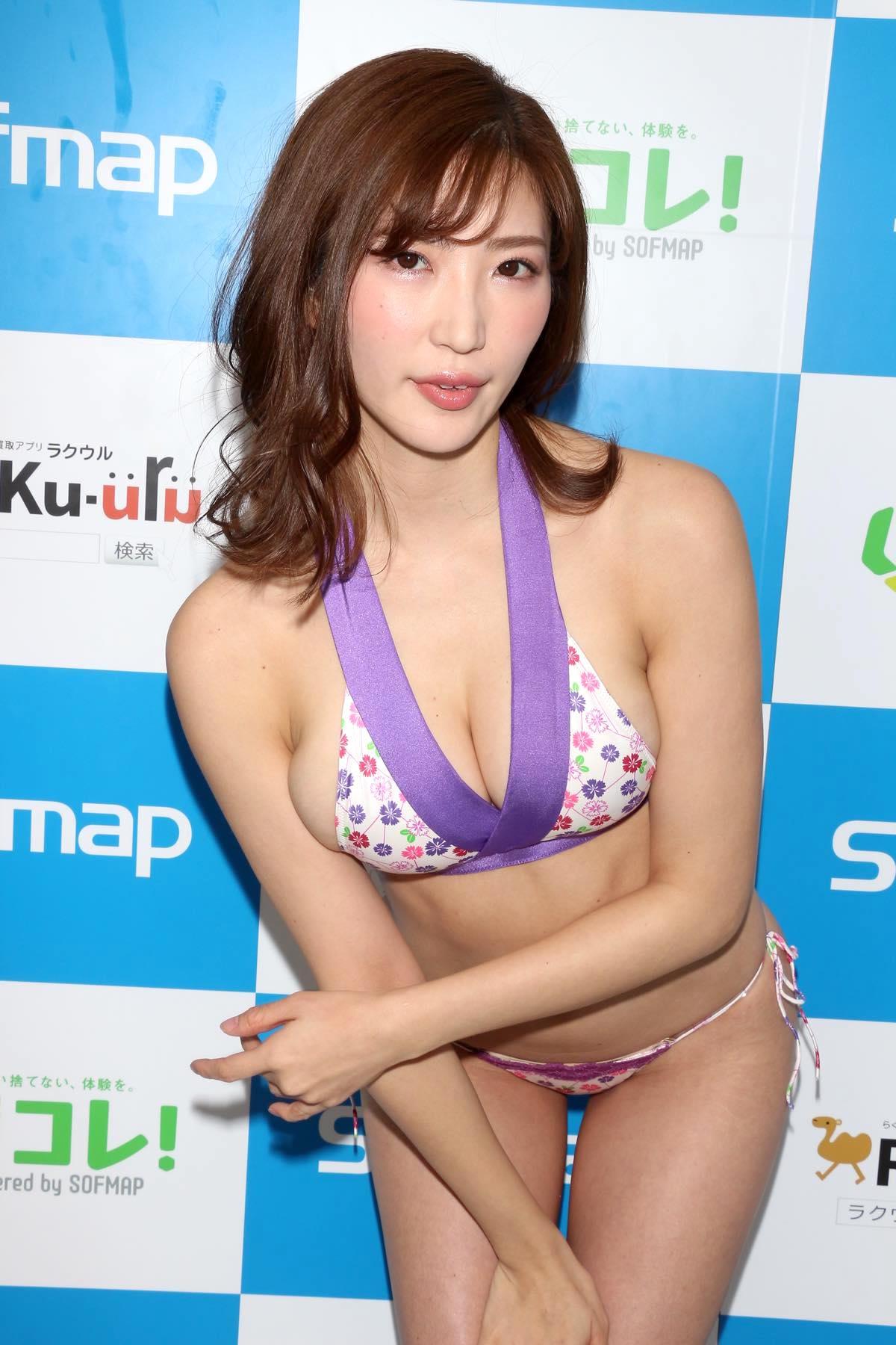 松嶋えいみのグラビア水着ビキニ画像022