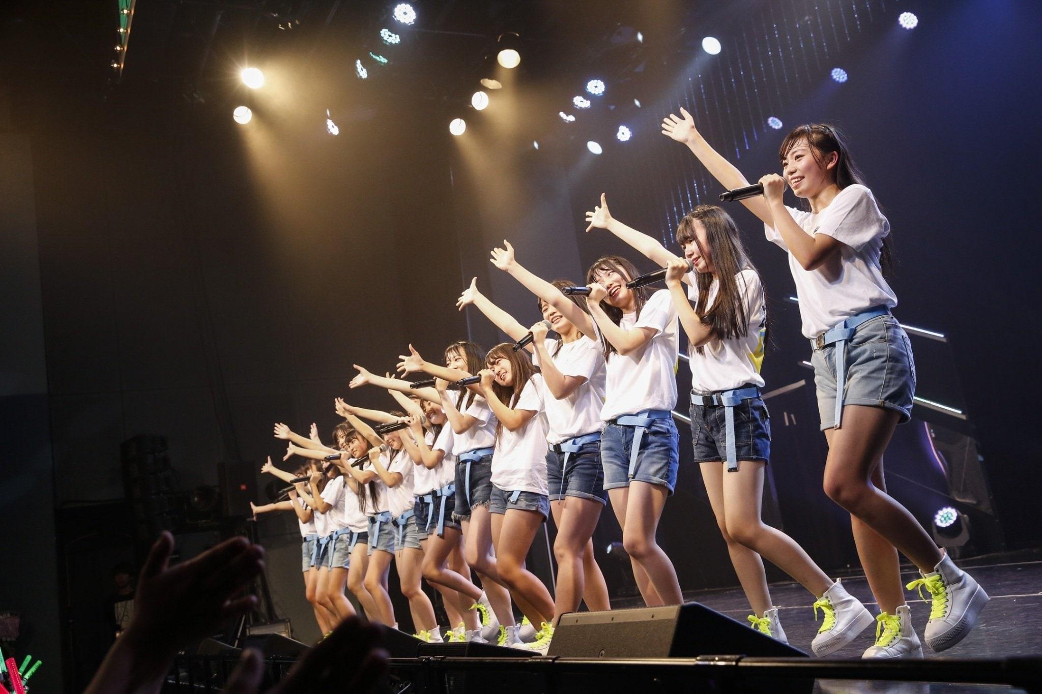 HKT48研究生初の公演「脳内パラダイス」が開幕!【写真15枚】の画像002