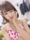 元NMB48山岸奈津美「小さめビキニが可愛い…」スレンダーな美ボディでファンに感謝【画像4枚】の画像004