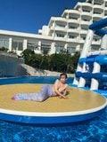 小嶋陽菜「美バストがたまらない人魚姿」撮影したのはアンガールズの…【画像3枚】の画像001