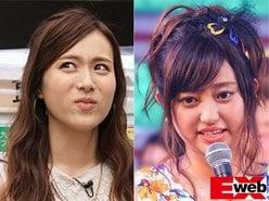 菊地亜美と笹川友里アナほか、「同年同日」に生まれた美女を徹底比較!の画像