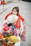 欅坂46小池美波の本誌未掲載カット5枚を大公開!【EX大衆9月号】の画像003