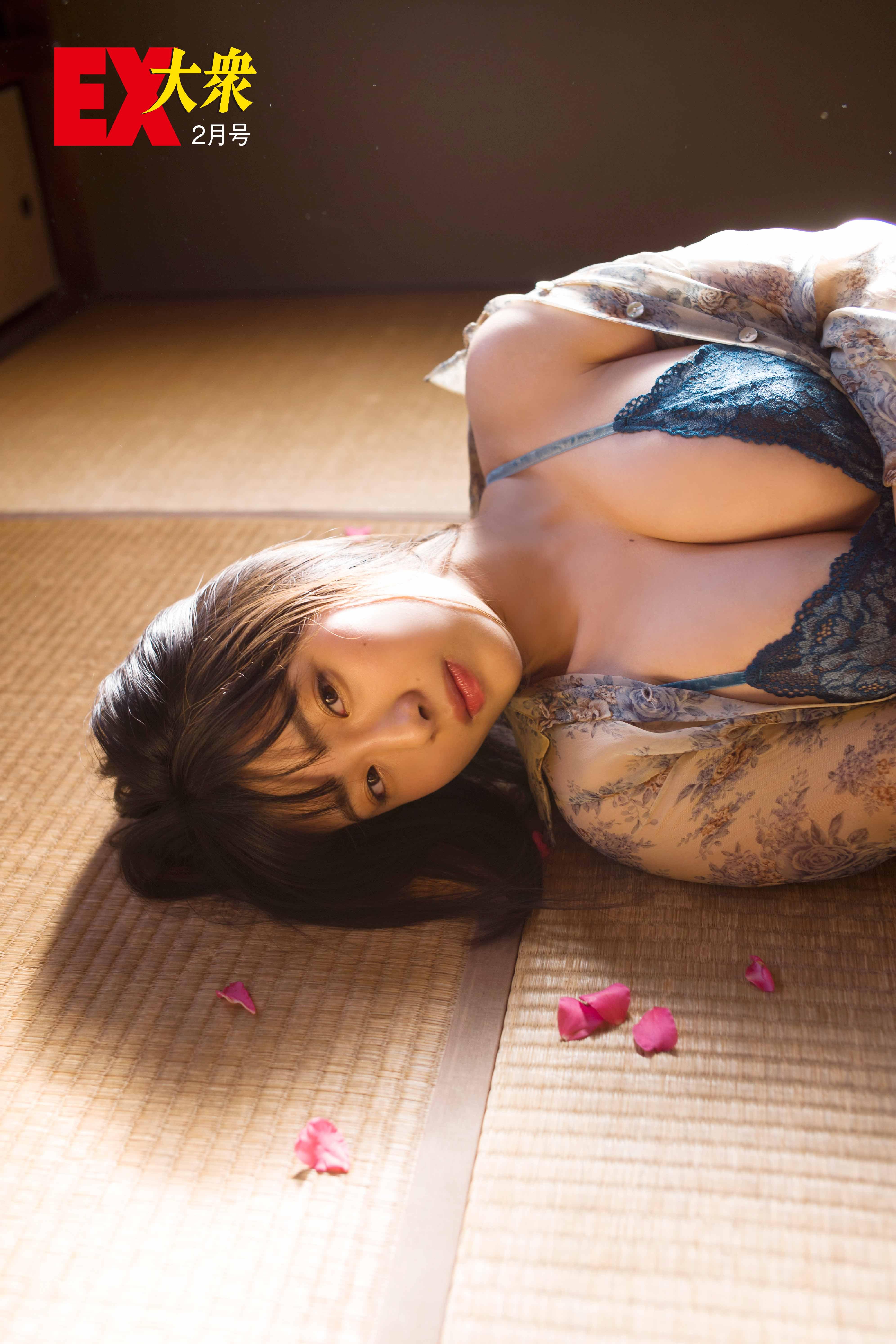 大間乃トーコ「今野杏南さんを見て本当にけしからんと思って(笑)、そこから一気にグラビアにハマったんです」【独占告白2/9】【画像6枚】の画像006
