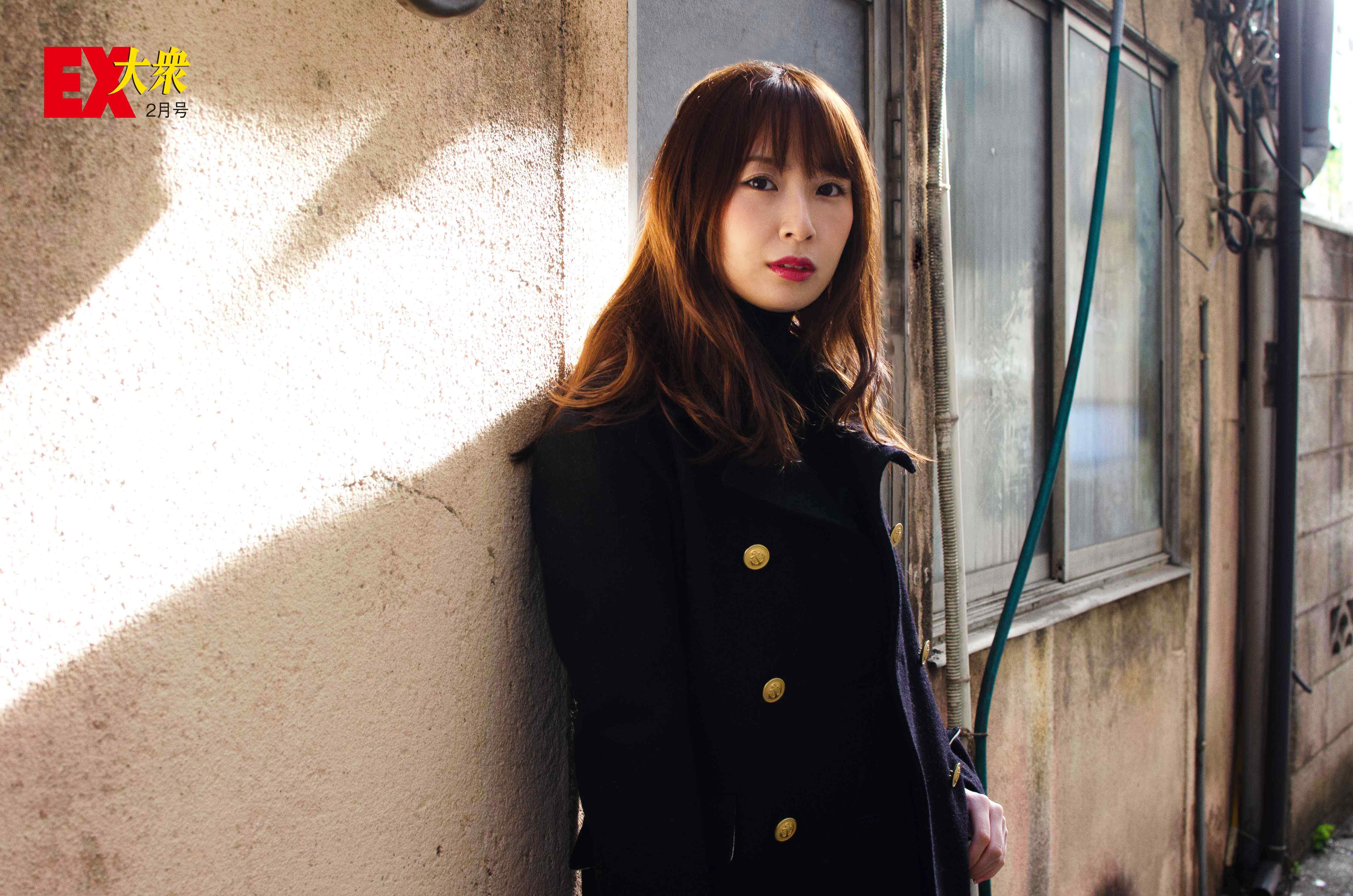 SKE48高柳明音の本誌未掲載カット5枚を大公開!【EX大衆2月号】の画像001