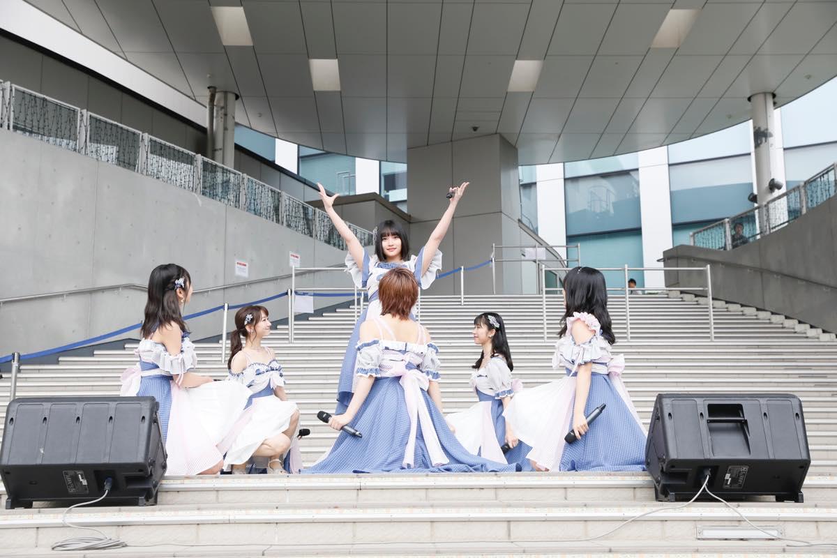 AKB48矢作萌夏、堂々のセンターで新曲『サステナブル』を披露!【画像15枚】の画像002