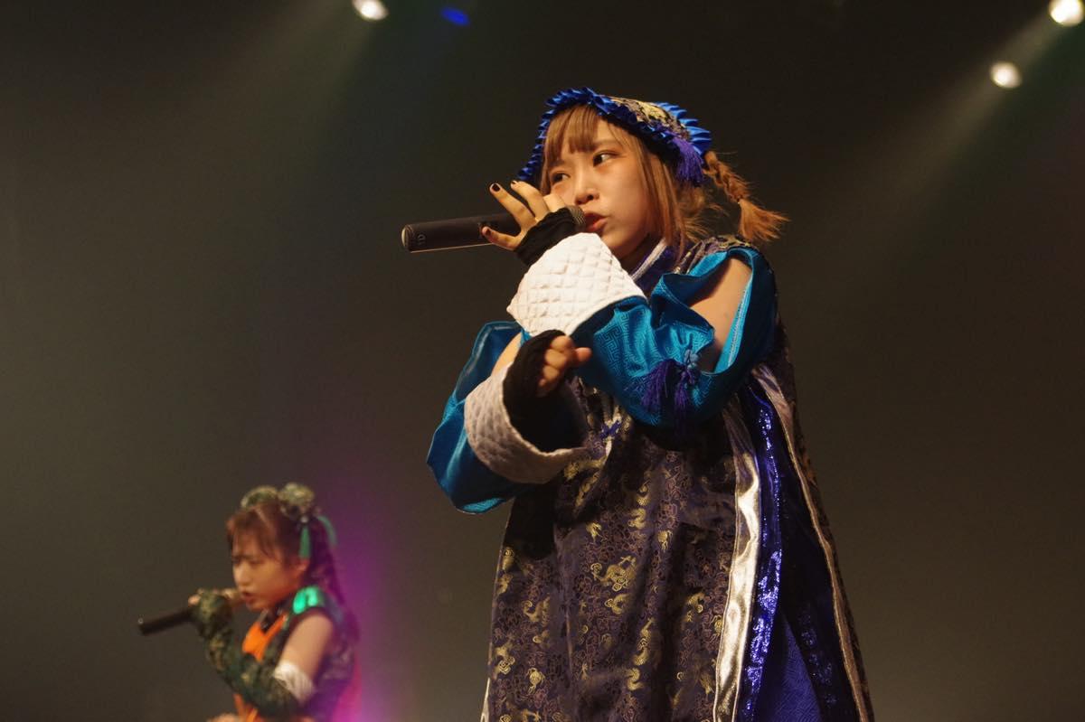 """めろん畑 a go go""""ロッキンなマスクアイドル""""が、新たな仲間とワンマンライブを開催!【写真22枚】の画像011"""