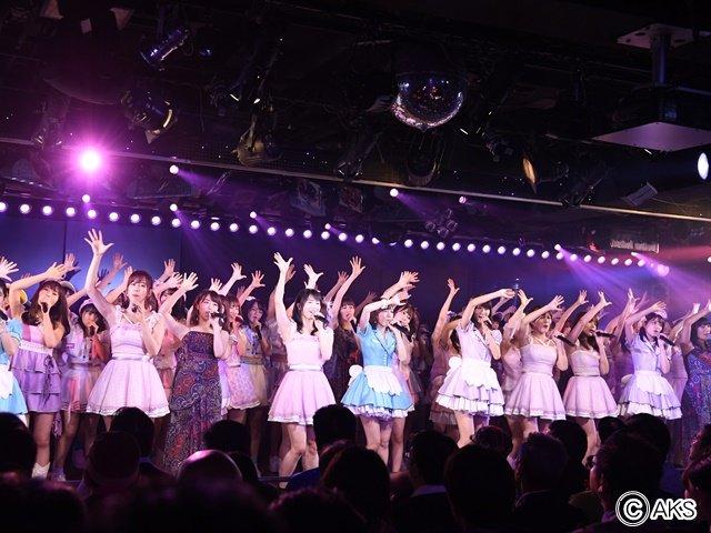 込山榛香がチームKキャプテンに! AKB48「3年ぶり組閣」で新体制発足の画像006