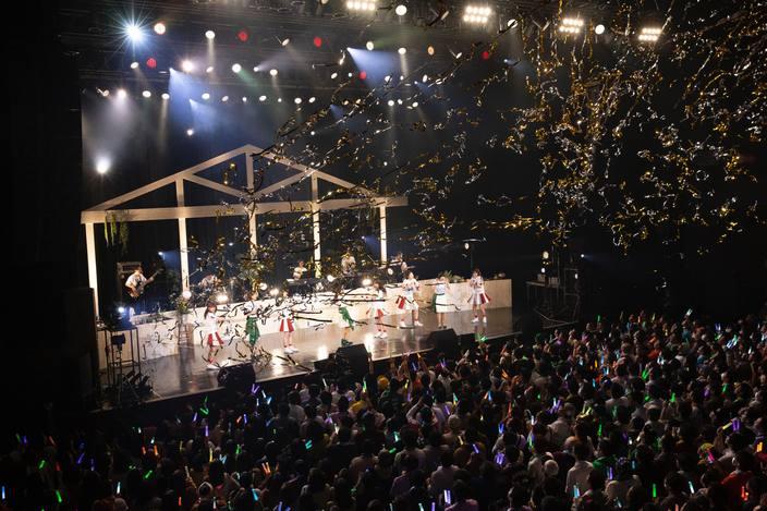 私立恵比寿中学・Negiccoの魅力がバンドで盛り盛り!「エビネギ2」レポート【写真9枚】の画像