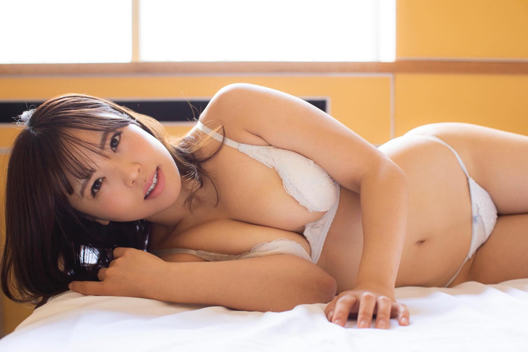 白川未奈「ふんわりバスト」を武器に、恋に一直線!【写真20枚】の画像001