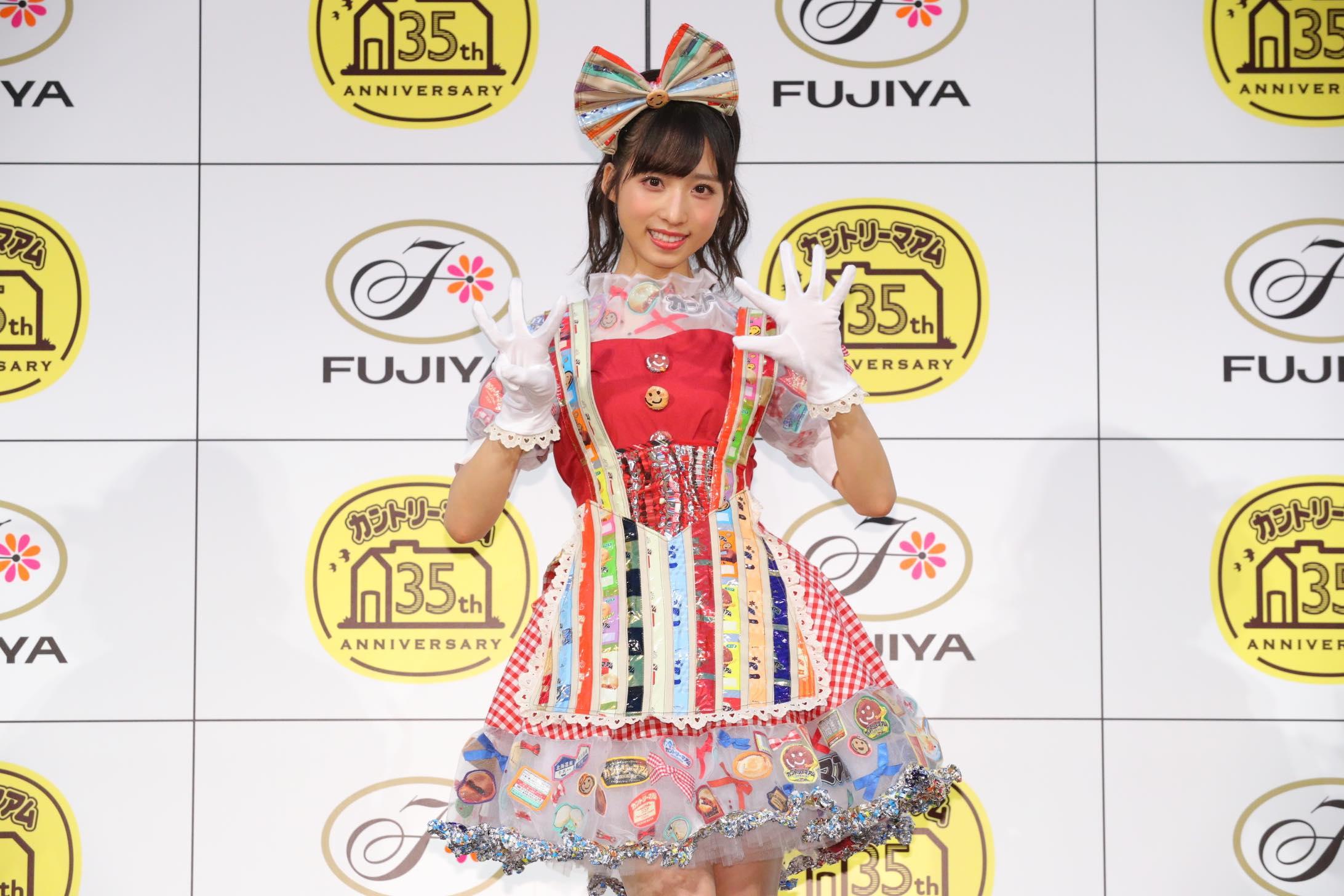 AKB48小栗有以「タピオカミルクティー味」をカントリーマアムの新味に提案【写真32枚】の画像029