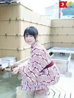 【未公開ショット】欅坂46・長濱ねるさん編<EX大衆11月号>の画像