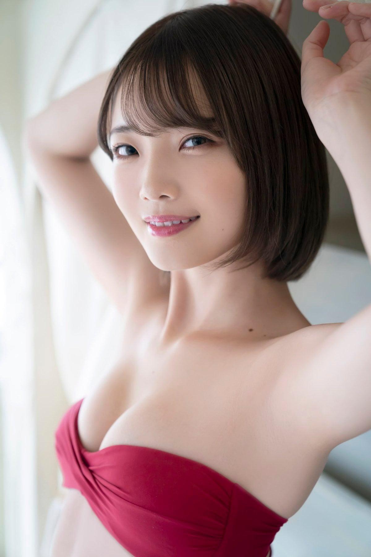 新谷姫加「透明感美少女」『ヤングアニマル』のアザーカット大公開!【画像6枚】の画像005